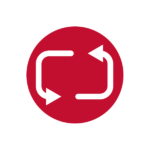 Continuous Loop Recording Icon