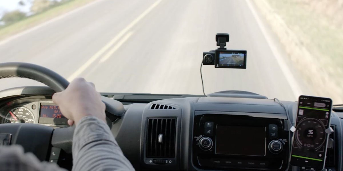 Faster Incident Reporting and Savings Opportunity With Connected Dash Cameras